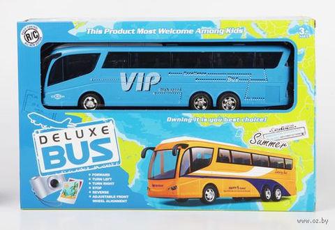 """Автобус на радиоуправлении """"Deluxe Bus"""" — фото, картинка"""