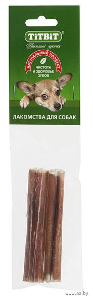 """Лакомство для собак """"Корень бычий догодент"""" (2 шт.) — фото, картинка"""