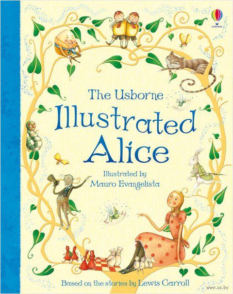 Illustrated Alice — фото, картинка