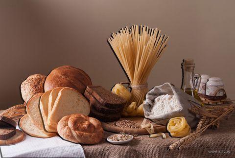 """Объемная аппликация """"Хлеб и паста"""" — фото, картинка"""