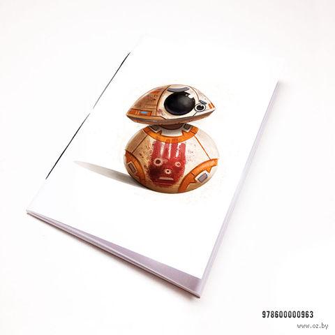 """Блокнот """"Звездные войны"""" (А7; арт. 963) — фото, картинка"""