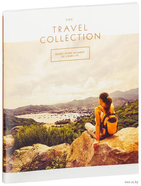 """Тетрадь в клетку 48 листов """"Путешествия. Travel Collection"""""""