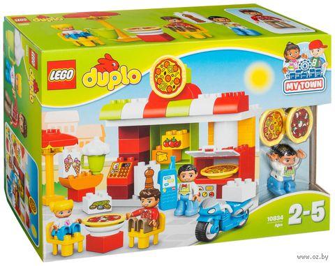 """LEGO Duplo """"Пиццерия"""" — фото, картинка"""