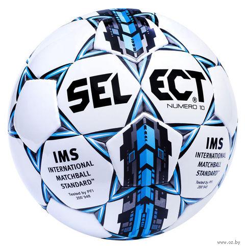 Мяч футбольный Select Numero10 №5 — фото, картинка