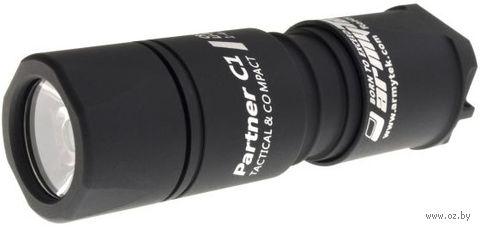 Фонарь Armytek Partner C1 v3 XP-L (белый свет) — фото, картинка