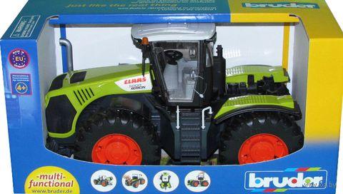 "Модель машины ""Трактор Claas Xerion 5000"" (масштаб: 1/16) — фото, картинка"
