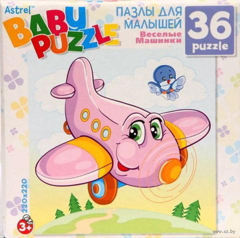 "Пазл ""Baby Puzzle. Самолетик"" (36 элементов) — фото, картинка"