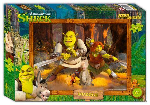 """Пазл """"Shrek"""" (260 элементов) — фото, картинка"""