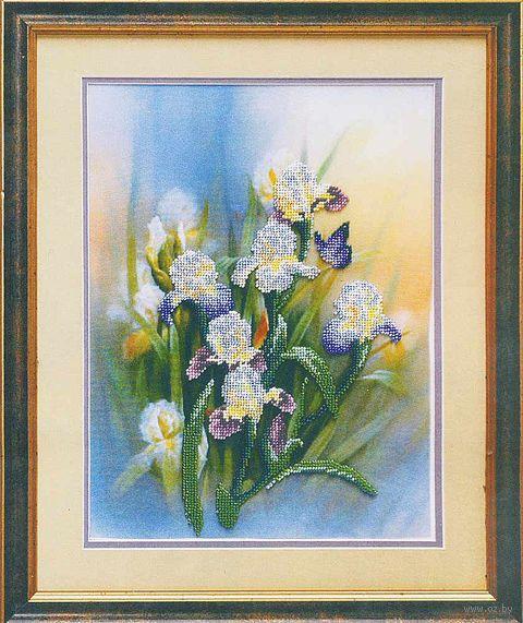 """Вышивка бисером """"Любимые цветы"""""""