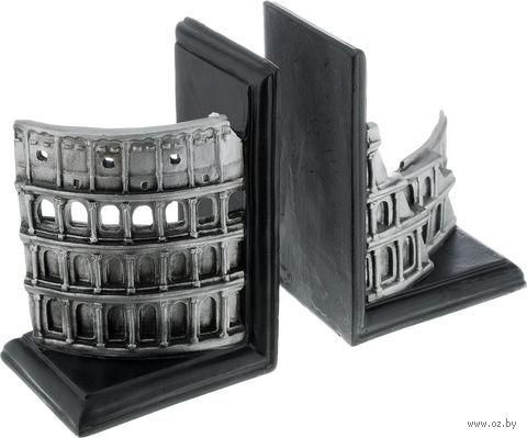"""Подставка-ограничитель для книг """"Колизей"""" (арт. 44403) — фото, картинка"""