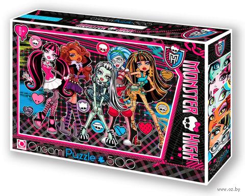 "Пазл ""Monster High"" (500 элементов; арт. 05489) — фото, картинка"