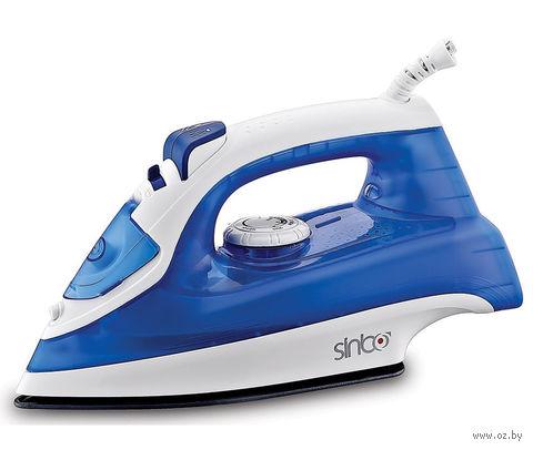 Утюг Sinbo SSI 6616 (синий) — фото, картинка