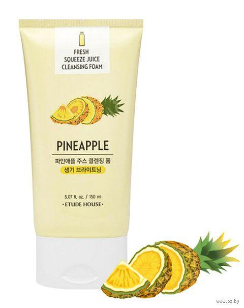 "Пенка для умывания ""Pineapple"" (150 мл) — фото, картинка"