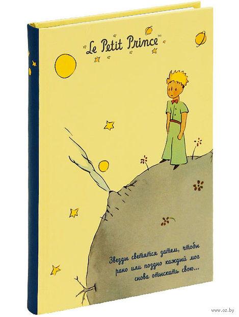 Планета Маленького Принца. Блокнот для записей — фото, картинка