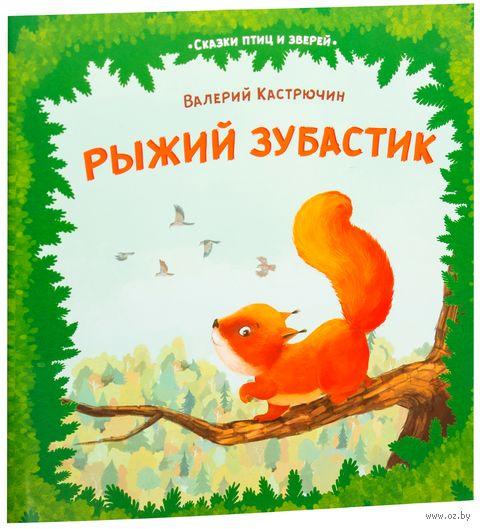 Рыжий Зубастик. Валерий Кастрючин