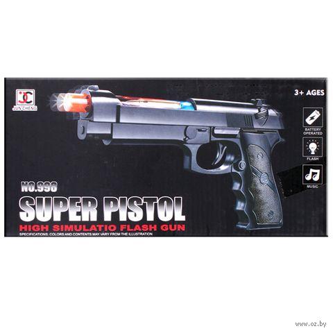 "Пистолет ""Super Pistol"" (арт. DV-T-956) — фото, картинка"