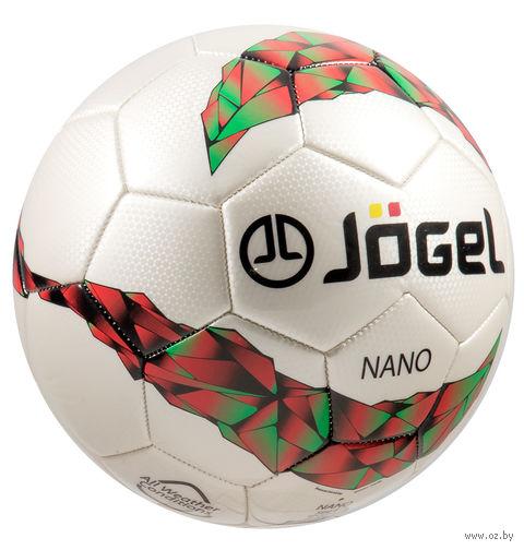 Мяч футбольный Jogel JS-200 Nano №4 — фото, картинка
