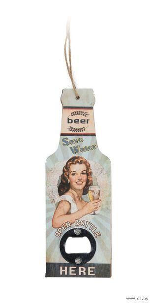 Открывалка для бутылок (200x70x90 мм; арт. Y36900560) — фото, картинка