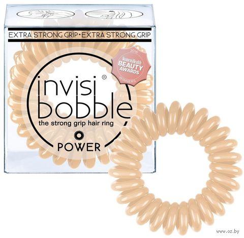 """Набор резинок-браслетов для волос """"Power To Be Or Nude To Be"""" (3 шт.; арт. 3069) — фото, картинка"""