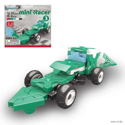 "Конструктор ""LaQ. Mini Racer Green"" (37 деталей)"