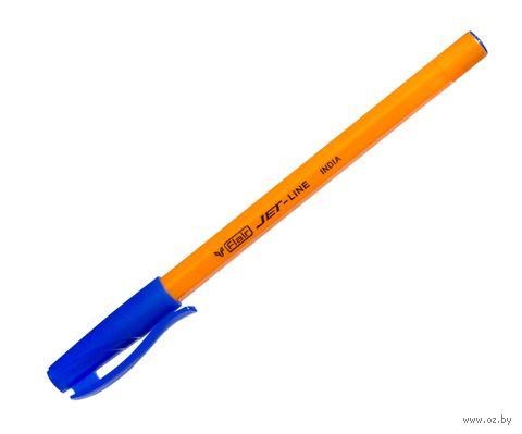 """Ручка шариковая синяя """"Jet-line. XS"""" (0,5 мм) — фото, картинка"""