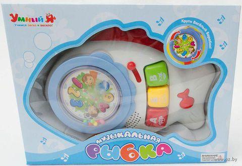 """Развивающая игрушка """"Рыбка"""""""