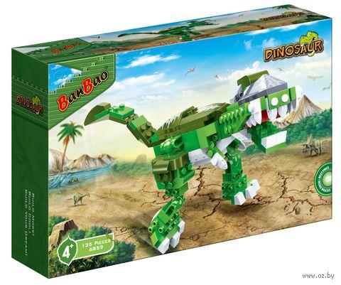 """Конструктор """"Динозавр"""" (135 деталей)"""
