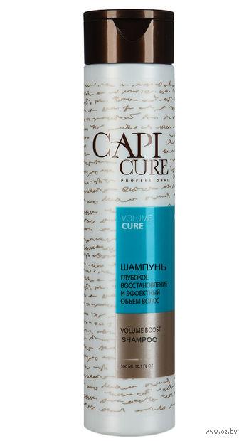 """Шампунь для волос """"Глубокое восстановление и эффектный объем"""" (300 мл) — фото, картинка"""