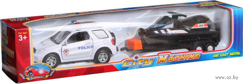 "Игровой набор ""Turbo Mashine. Police"""