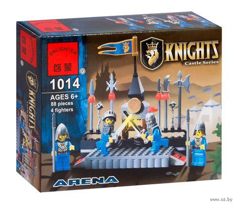 "Конструктор ""Knights. Рыцари"" (88 деталей) — фото, картинка"