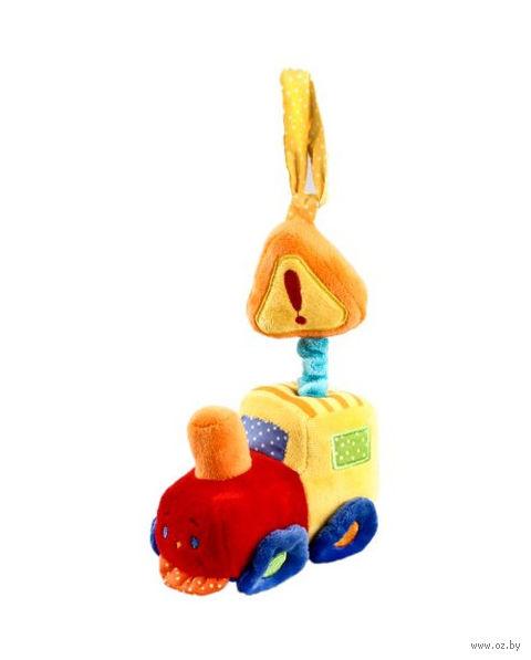 """Игрушка-подвеска """"Машинка"""" (со звуковыми эффектами)"""