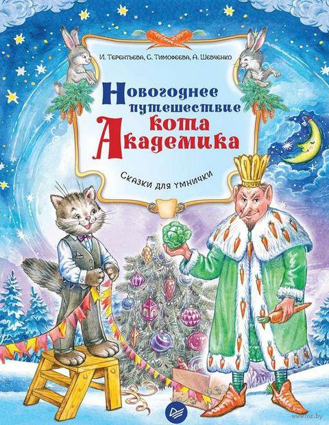 Новогоднее путешествие кота Академика — фото, картинка