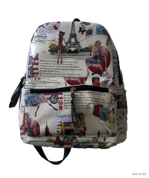 """Рюкзак """"Mr. Bag"""" (арт. 244-X016-17-BCL) — фото, картинка"""