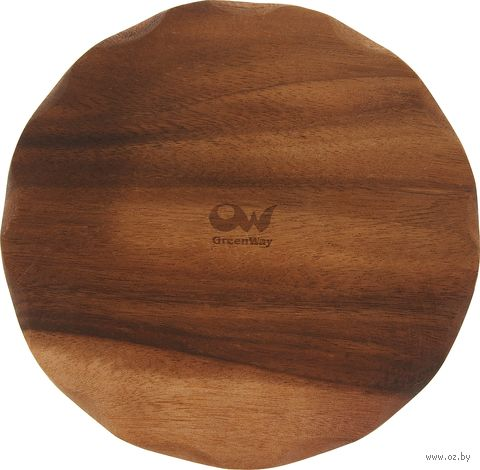 Доска разделочная деревянная (245х15 мм; арт. 9/803) — фото, картинка