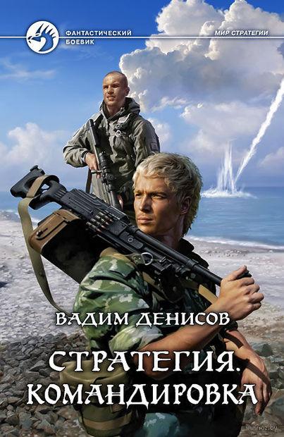 Стратегия. Командировка. Вадим Денисов