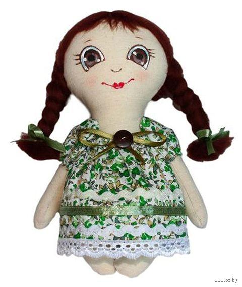 """Набор для шитья из ткани """"Кукла. Любочка"""""""