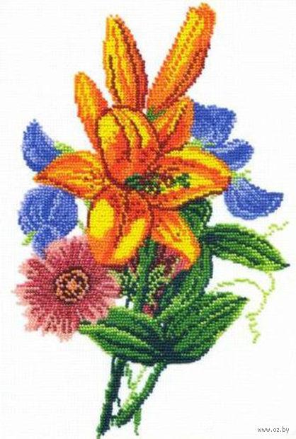 """Набор для вышивания """"Цветы"""""""