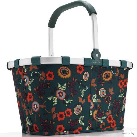 """Корзина """"Carrybag"""" (berry jade)"""