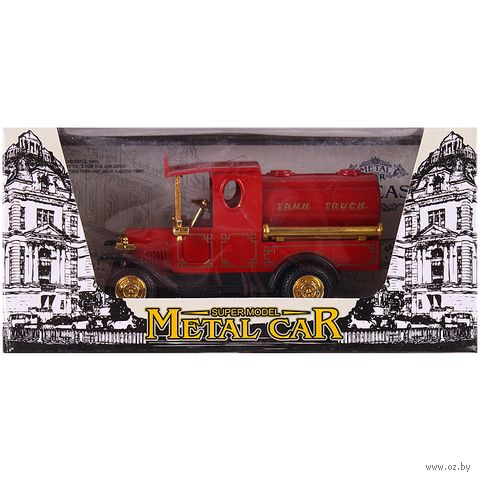 "Машинка инерционная ""Tank Truck"" (арт. DV-T-1159) — фото, картинка"