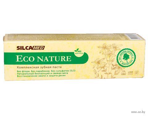 "Зубная паста ""Eco Nature"" (130 г) — фото, картинка"