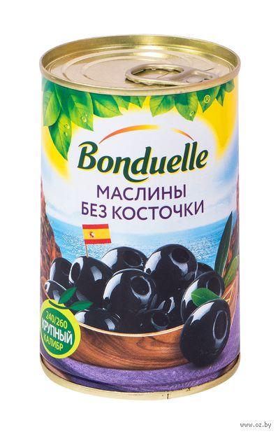 "Маслины ""Bonduelle. Без косточки"" (314 мл) — фото, картинка"