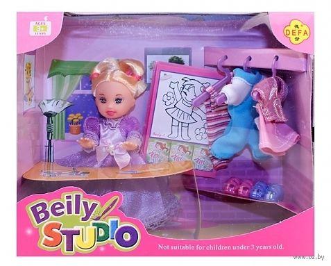 """Кукла """"Бейли в студии"""""""