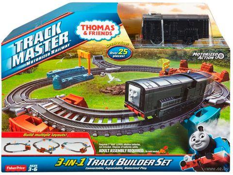 "Железная дорога ""Трекмастер. Построй железную дорогу"""