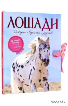 Лошади. Истории о верности и дружбе — фото, картинка