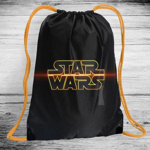 """Рюкзак-мешок """"Звездные Войны"""" (арт. 3) — фото, картинка"""