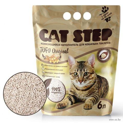 """Наполнитель для кошачьего туалета """"Tofu Original"""" (6 л) — фото, картинка"""