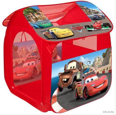 """Детская игровая палатка """"Тачки 2"""" (в сумке; арт. GFA-SCARS-R)"""