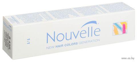 """Крем-краска для волос """"Nouvelle"""" (тон: 8.43R, оранжевый коралл)"""