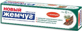 "Зубная паста ""С живицей"" (50 мл)"
