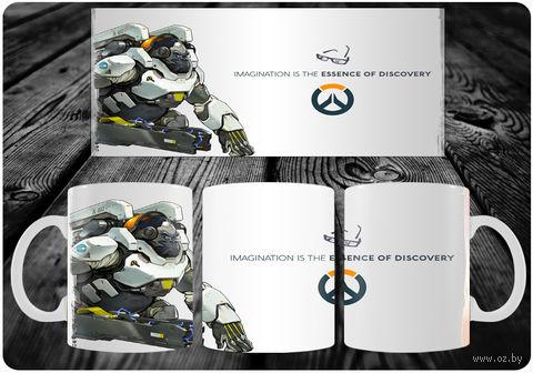 """Кружка """"Overwatch"""" (арт. 23) — фото, картинка"""